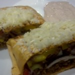 csirkes-burrito